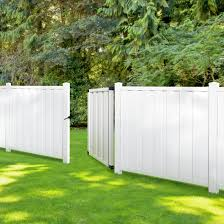 Veranda Bridgeport 4 Ft W X 6 Ft H White Vinyl Privacy Fence Gate 359459 The Home Depot