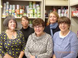 MP shows her support for foodbank at Christmas | Free Press Series