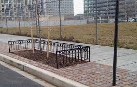 Ornamental Iron Tree Fences Ddot