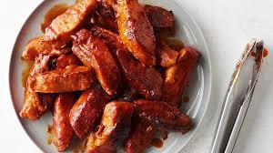 bbq boneless country ribs recipe