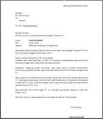 Contoh Surat Pengunduran Diri Dari Perusahaan Resign Surat Pendiri Guru