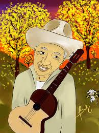 Dibujando a Tío Simón!! Arte-Digital