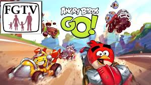 Angry Birds Go! First Look At Game Play, Telepod Tie-In on iPad ...