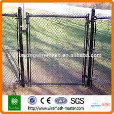 High Quality Metal Welded Fence Gate Designs China Manufacturer