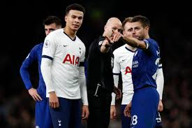 Tottenham vs Chelsea a landmark game for all the wrong reasons on another  dismal day of racism in football