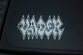 For Vader Vinyl Sticker Decal V259 Black Metal Emperor Marduk Choose Size Color Car Styling Car Stickers Aliexpress