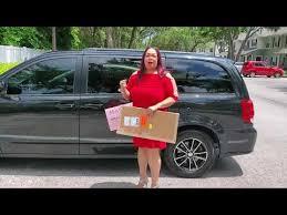 My Mary Kay Car Decal Application Youtube