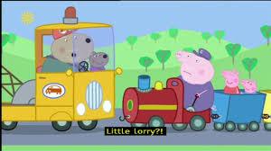 peppa pig series 2 grandpa s little