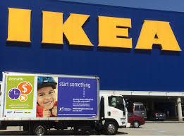ikea spring cleaning event big