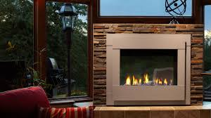 indoor outdoor vent free gas fireplace