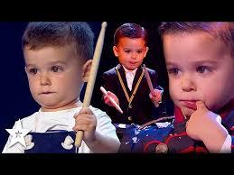cutest 2 y o wins spain s got talent