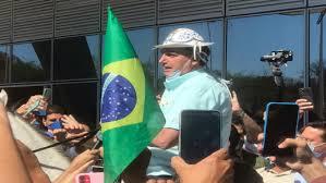 """Bolsonaro é recepcionado no Piauí aos gritos de """"mito"""" – Blog do ..."""