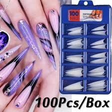 fake nails manicure false nail tips