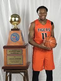 Benton Harbor's Carlos Johnson named Mr. Basketball | Local ...