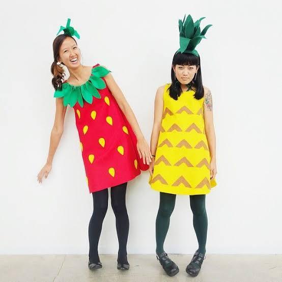 5 Kostum Inspirasi Hallowen Yang Patut Dicoba Di tahun 2019