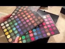 mac 180 eyeshadow palette in stan