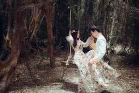 Hoa hậu Di Khả Hân vào rừng làm công chúa