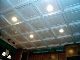 recessed lights for suspended ceiling