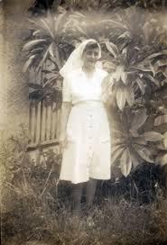 Sister Ivy Baker Rockhampton Hospital ca. 1938