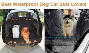 medium soggy dog back seat cover