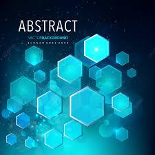 الزرقاء الملخص خلفية شكل هندسي خلاصة خلفيات تجريدية شكل الملخص