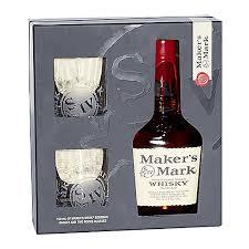 makers mark gift 750 ml bourbon bevmo