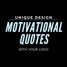 design motivational quotes your logo by awesomeshopify