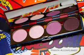 mac wonder woman collection makeup