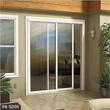 thermally broken aluminium sliding door