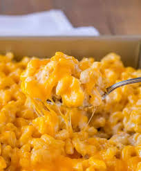 baked mac and cheese recipe dinner