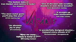 valfaris en steam