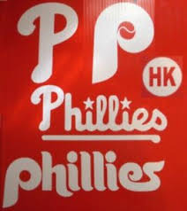 Philadelphia Phillies 5 Pk Car Wall Vinyl Decal Sticker Harry Kalas Poster Shirt Ebay