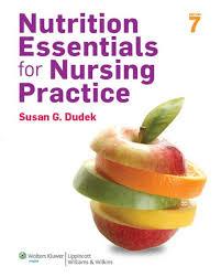 nutrition essentials for nursing
