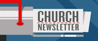 TRINITY LUTHERAN CHURCH - Monthly Newsletter