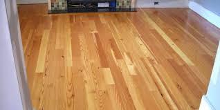 pine flooring reclaimed installation