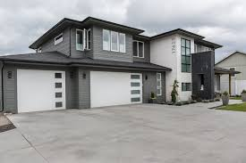 Modern & Contemporary Garage Doors | Continental Door