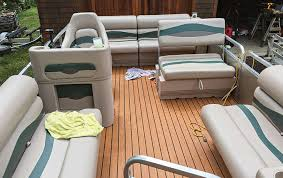 Pontoon Makeover How To Update A Pontoon Boat