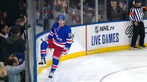 Adam Fox first NHL goal | 10/29/19 [60fps HD] - YouTube
