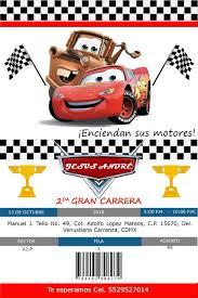 Pin De Claudia Herrera En Party Cars Cumpleanos Cars Decoracion