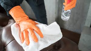 how to remove ink from a leather couch