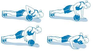 three swim strength exercises