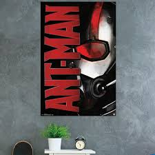 Trends International Ant Man Helmet Paper Print Wayfair