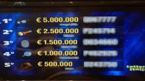 Lotteria Italia 2018/2019: i codici dei biglietti vincenti ...