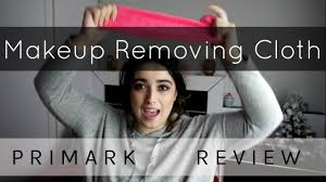 primark makeup remover review first