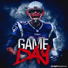 GAME DAY. Let's Go New England Patriots ...