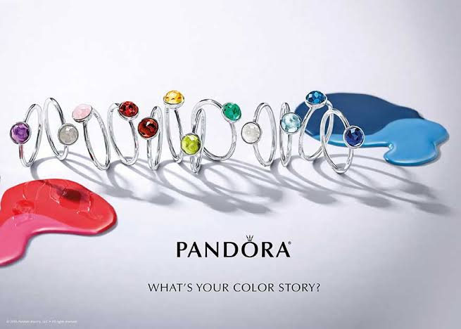Image result for pandora colours of you""