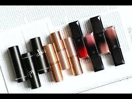 lip launches from cle de peau beaute