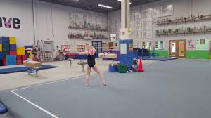 Isabelle West Class of 2020 Floor Routine Update November 2017 (College  Gymnastics Recruiting) - YouTube