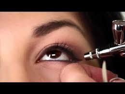 dinair airbrush makeup how to do
