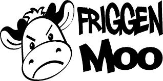 Funny 4x4 Ute Country Farm Dairy Cow Bns Aussie Decal Sticker Friggen Moo 20cm Stickers Aliexpress